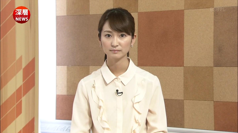 中島芽生さん 『深層NEWS』 2014...