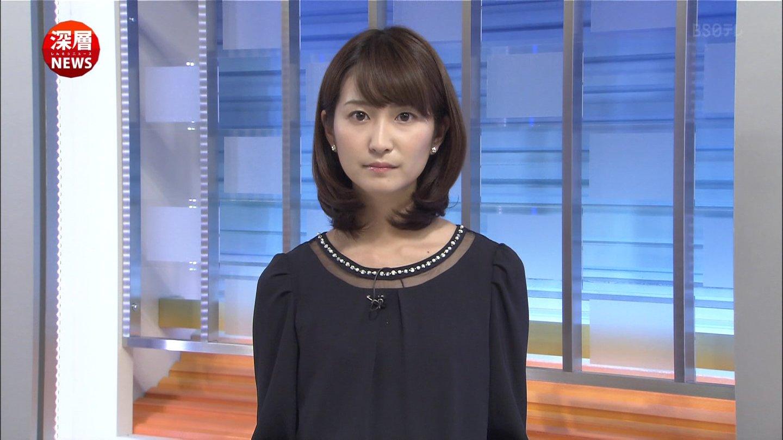 中島芽生アナウンサー4