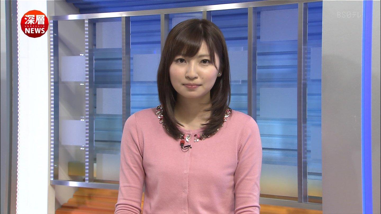 畑下由佳さん 『深層NEWS』 2015...