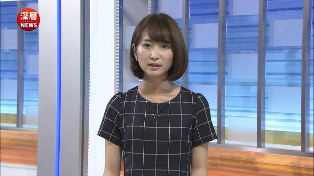 中島芽生アナウンサー5