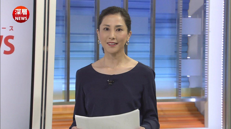 山下美穂子さん 『深層NEWS』 20...
