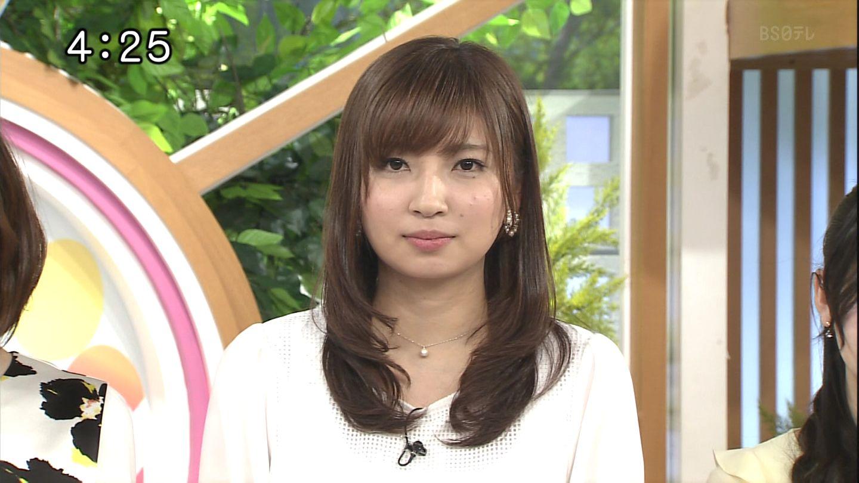 畑下由佳さん 『Oha!4 NEWS LIVE...