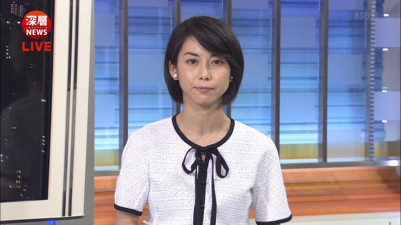 杉野真実さん 『深層NEWS』 2016...