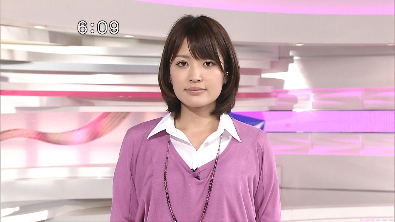 日本テレビの小熊美香アナが好き...