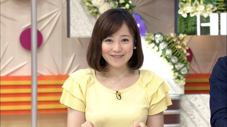 笑顔が似合う江藤愛