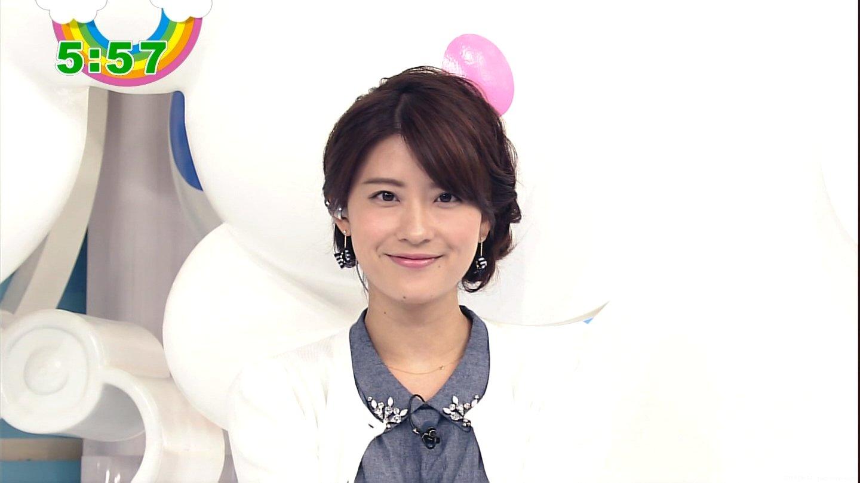 郡司恭子 アップの髪型