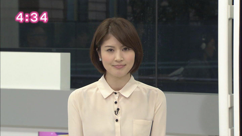 鈴江奈々のショートヘア画像